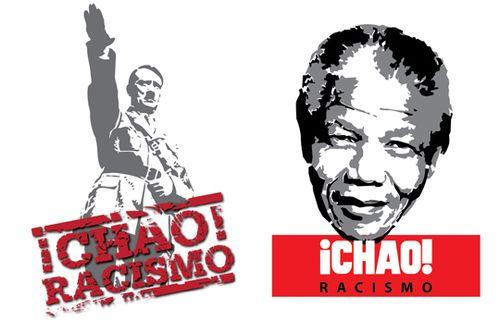 Chao racismo 3