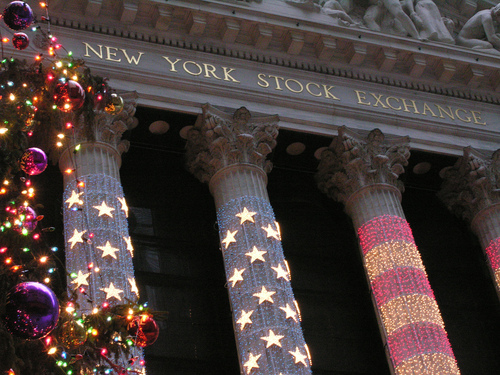 Christmas in ny 3